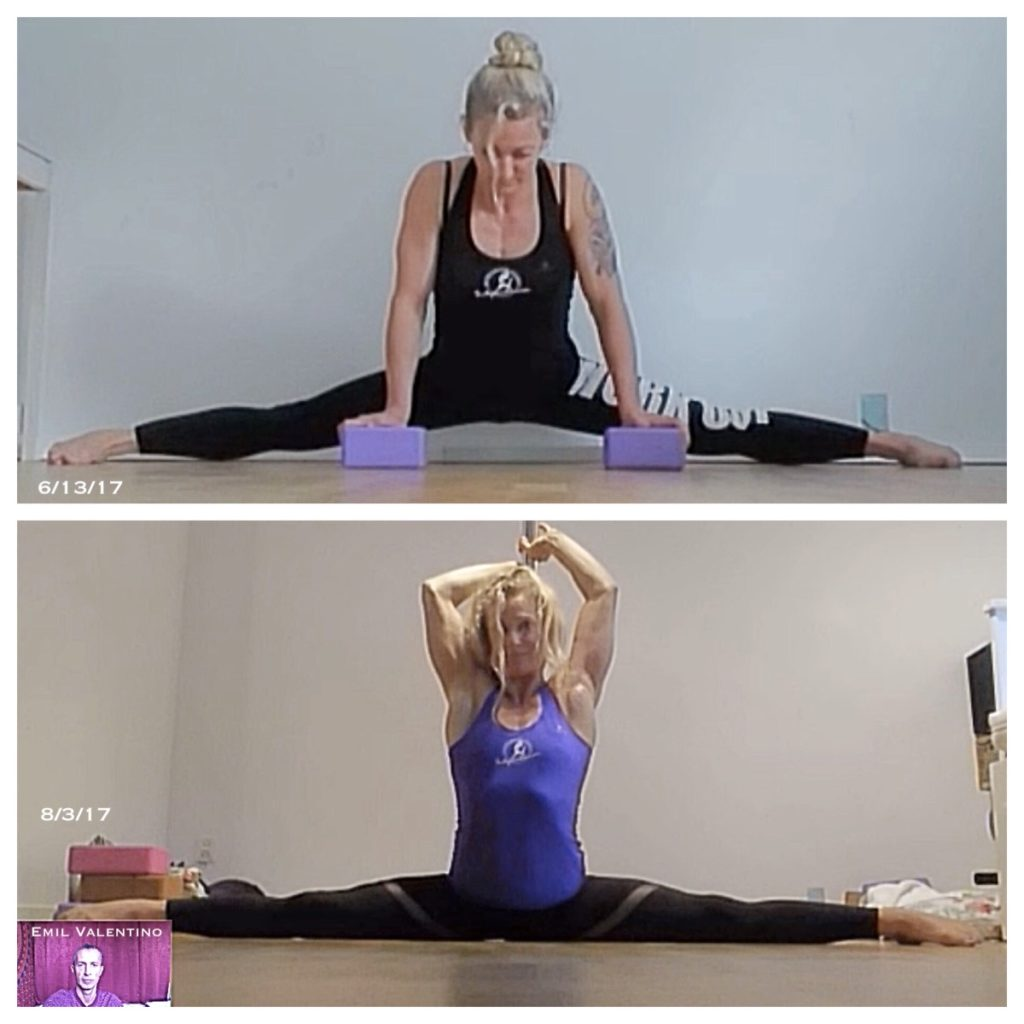 Side Split Stretches – Daily Motivational Quotes